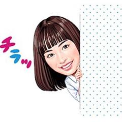 【無料】富士フイルム「広瀬すず×写プライズスタンプ」