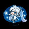 【無料】雪ミク × レンジャーコラボレーション【LINEスタンプ】
