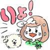 【無料】ゆるかわ♪ミス・オリーブ水川あさみ【LINEスタンプ】