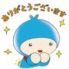 """【無料】「""""やさしい""""スタンプ(手書きver.)」明治安田生命【LINEスタンプ】"""