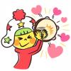 【無料】3代目ベビースター ホシオくん【LINEスタンプ】