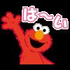 【無料】選べるニュース×セサミストリート【LINEスタンプ】