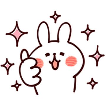 【無料】LINE NEWS×カナヘイゆるっと敬語【LINEスタンプ】