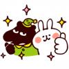 【無料】カナヘイのゆるっと敬語×オリックス生命【LINEスタンプ】