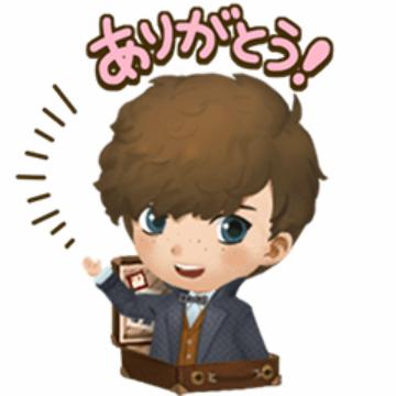【無料】バブル2x魔法ワールド コラボ第2弾!【LINEスタンプ】