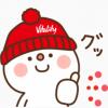 【無料】住友生命 Vitality ×だいふく【LINEスタンプ】