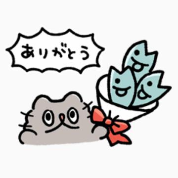 【無料】ねこのぶーちゃん × LINE Clova【LINEスタンプ】