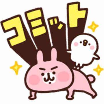 【無料】カナヘイのピスケ&うさぎ×ライザップ 2【LINEスタンプ】