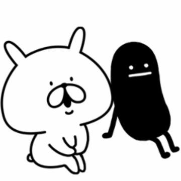 【無料】グラニフ×ゆるうさぎ【LINEスタンプ】