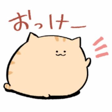 【無料】にわねこ挨拶【LINEスタンプ】