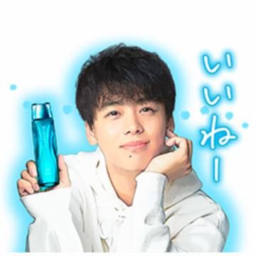 【無料】薬用ビューネ ビューネくん【LINEスタンプ】