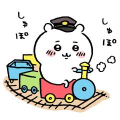 【無料】ちいかわ×lacore【LINEスタンプ】