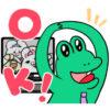 【無料】LINEミーティング×モフ缶の仲間たち【LINEスタンプ】
