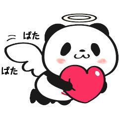 【無料】お買いものパンダ【LINEスタンプ】