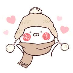 【無料】うさまる in セブン-イレブン!3【LINEスタンプ】