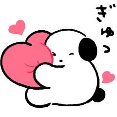 【無料】ココモとスモア × HOP【LINEスタンプ】