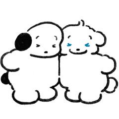 【無料】ココモとスモア【LINEスタンプ】